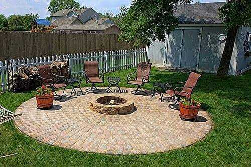 Firepit On Page